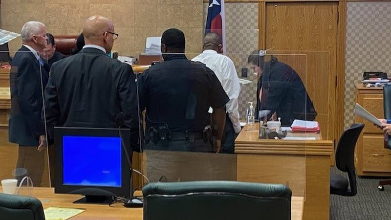 Kenneth Early Thomas, Jr. was convicted on Thursday of murdering a Longview woman in 2019. He...