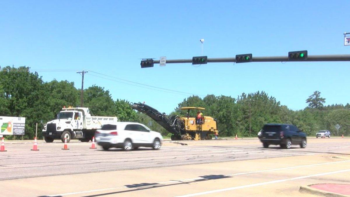 Roadwork on Loop 323 to cause major traffic delays