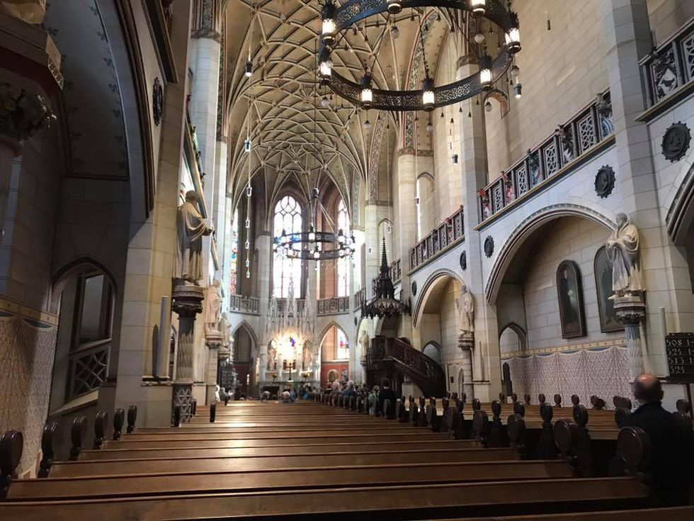 Wittenberg English Ministry offers five worship services and devotionals each week. (Source:...