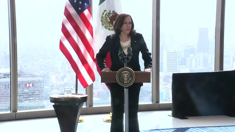 Better East Texas: VP Harris and the border crisis