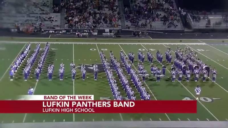 Week 12 Band of the Week: Lufkin Panthers