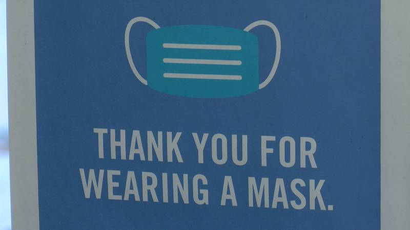 Houston city workers are being told they must resume wearing masks while on the job, a...
