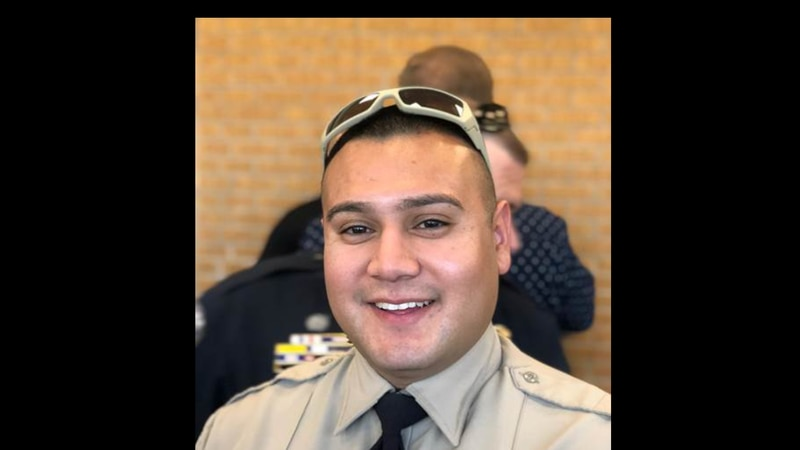 Gaines County Deputy Martinez has passed away after his battle with COVID-19.