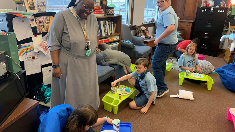 The Healing Hearts and Minds Program at  St. Gregory Cathedral School in Tyler offers...