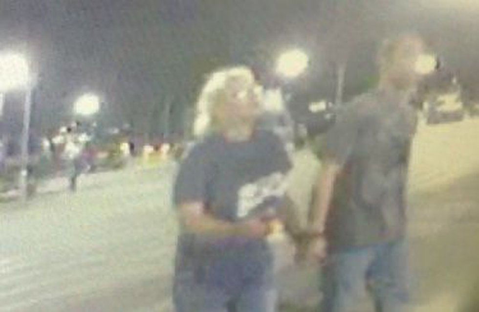 Photos taken from Surveillance footage. (Source: Tyler Police)