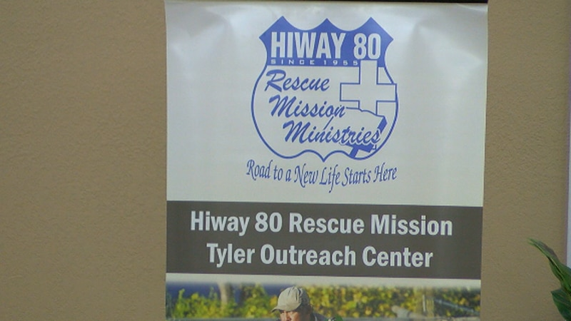 Hiway 80 Rescue Mission Tyler
