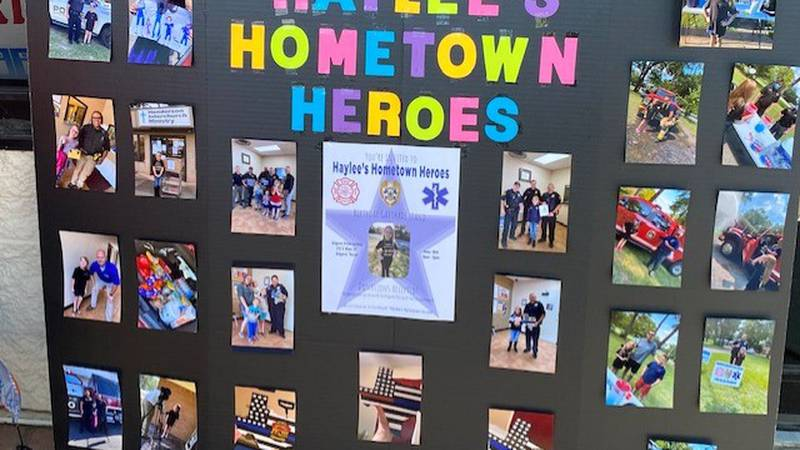 Haylee's Hometown Heroes