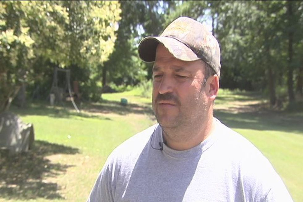 Jeff Bushey talks about his brother, Jim. (Source: KLTV staff)