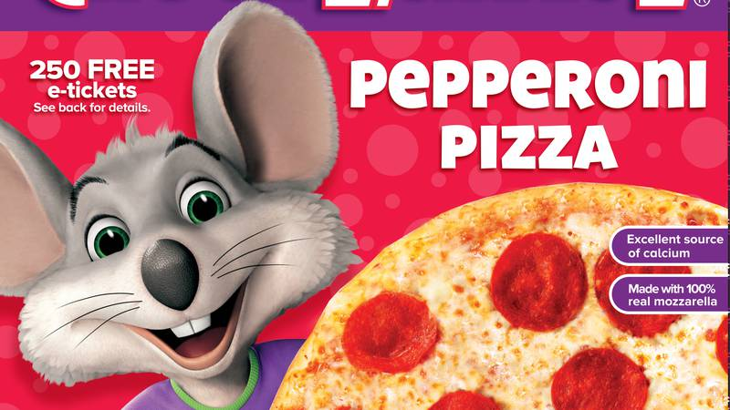 The classic pepperoni pizza is being sold nationwide by Kroger.