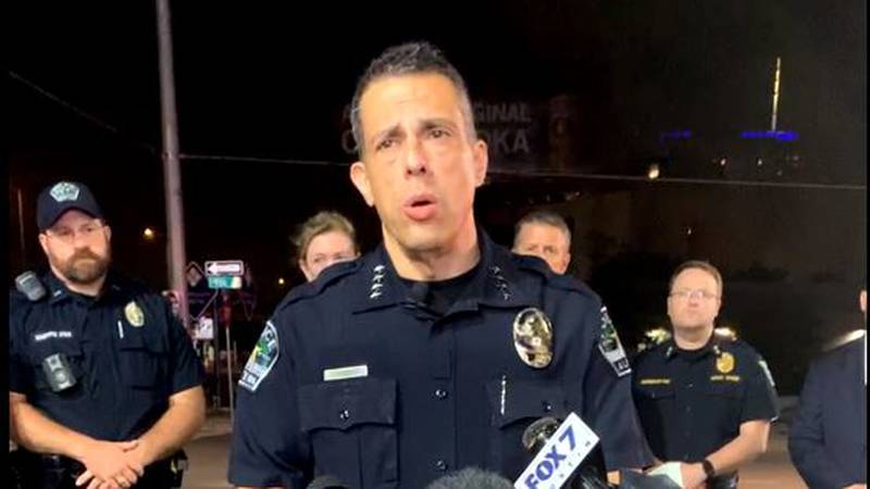 After serving as interim police chief for Texas' capital city since March, Joseph Chacon was...