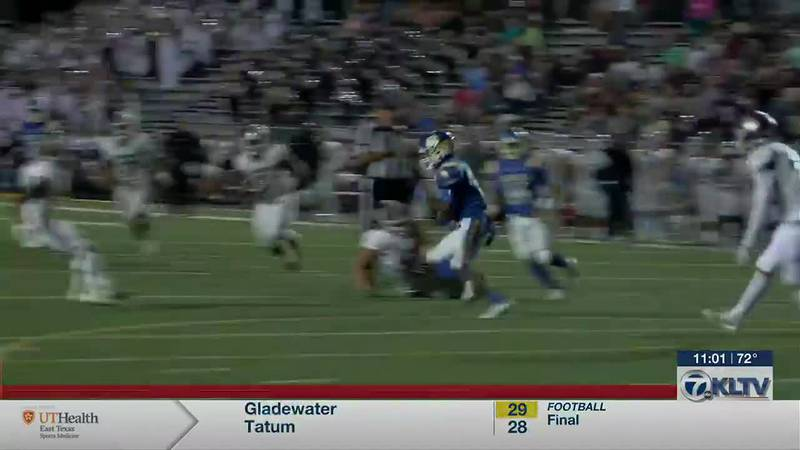 Week 5 Play of the Night