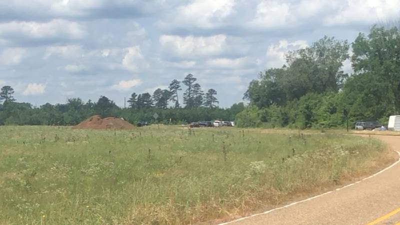 A standoff is occurring between a wanted fugitive and East Texas law enforcement officers on...