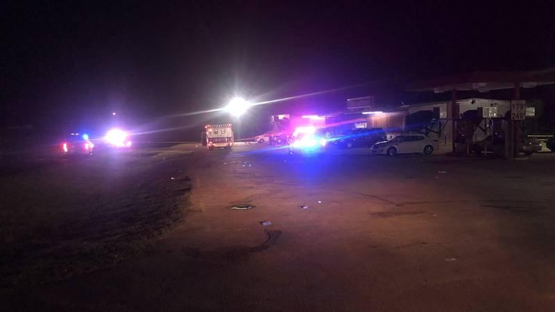 3 injured in shooting at Gregg County gentlemen's club