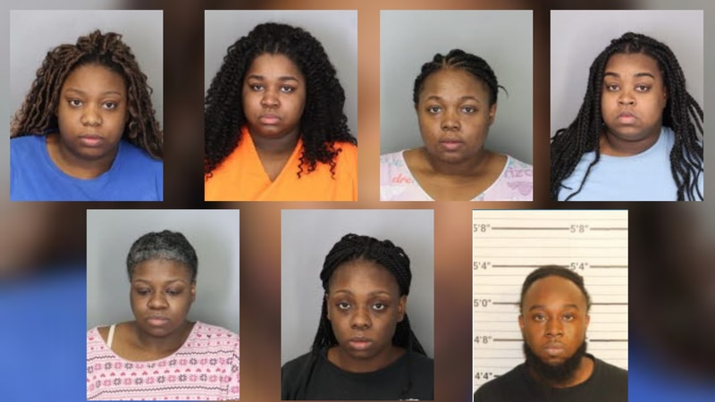 Family indicted