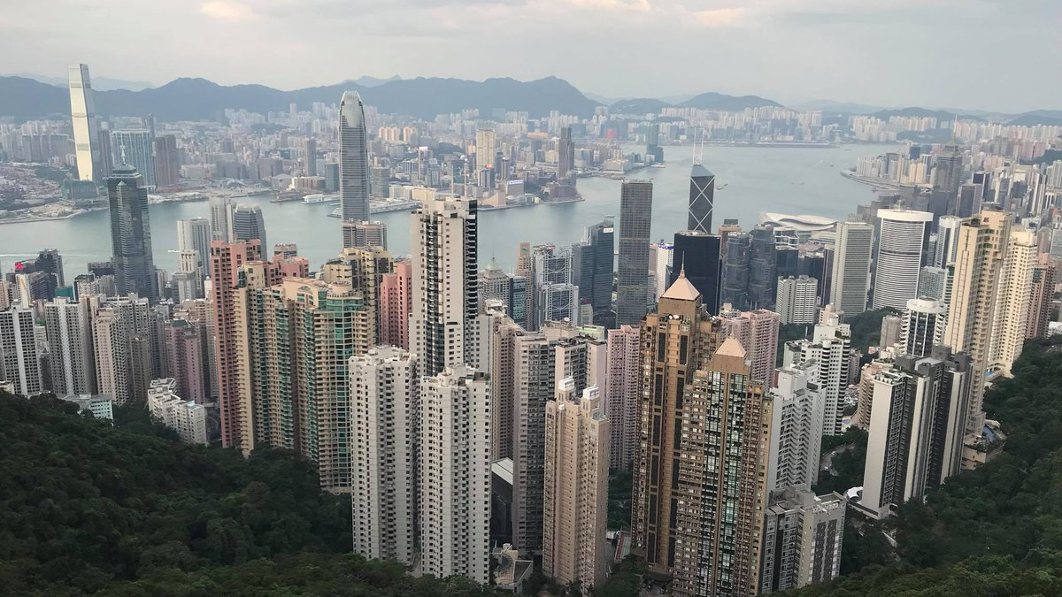 A 'Special Administration Region' of the People's Republic of China, Hong Kong enjoys a high...