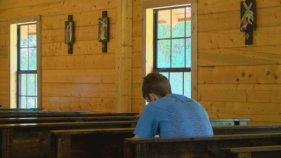 Young people can explore their spirituality by attending Mass, nightly reflection,...