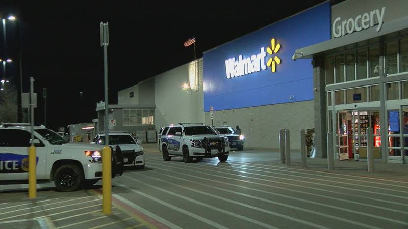 Tyler Police are investigating a reported burglary at the Walmart Supercenter on SSE Loop 323.