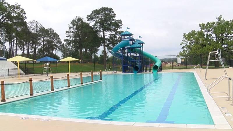 Fun Forest Pool