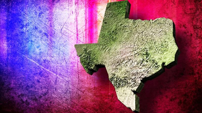 Texas Police Lights