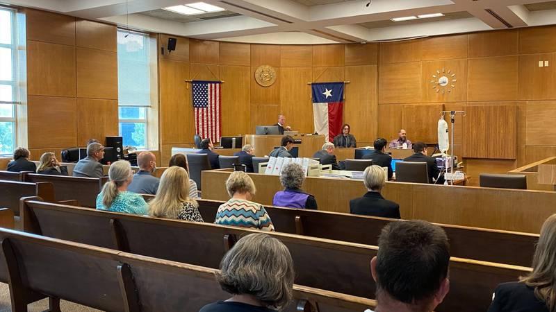 Day 2 of the William Davis trial gets underway.