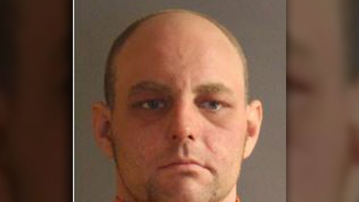 David Sewejkis (Source; Clay County Jail)
