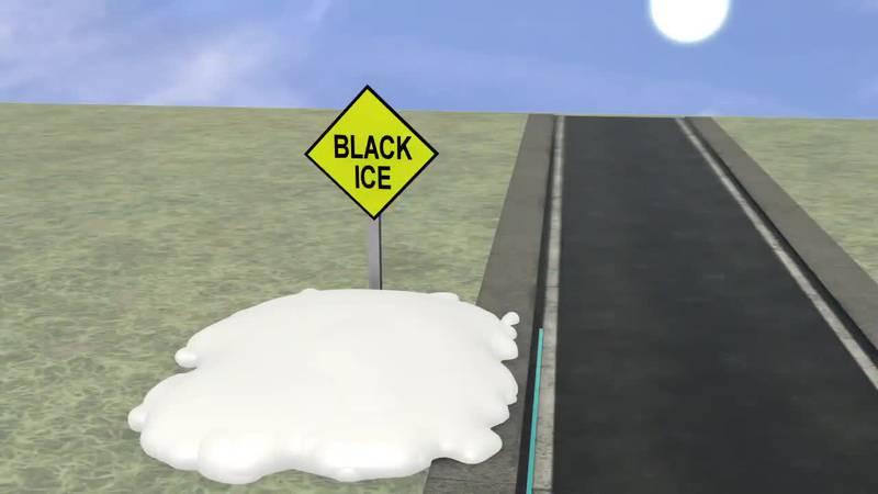 Meteorology Minute: Black Ice
