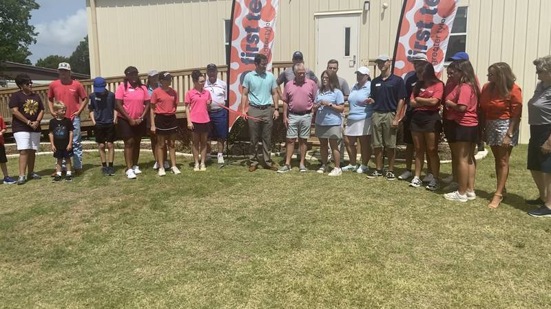This afternoon First Tee Greater Tyler celebrated their ten year anniversary by opening a...