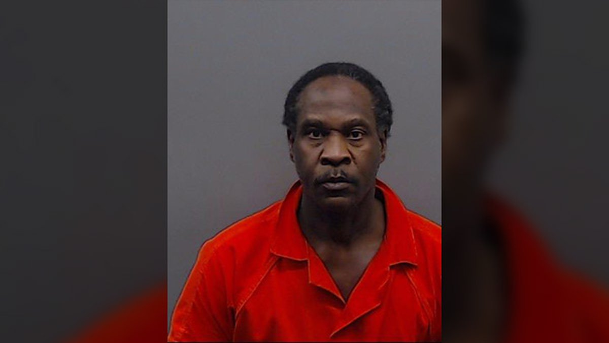 Jimmie Gamble was arrested in connection to the theft of a Salvation Army donation kettle at a...