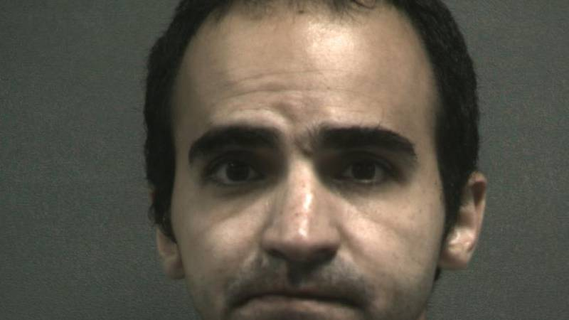 Erfan Salmanzadeh, charged after explosion in Amarillo