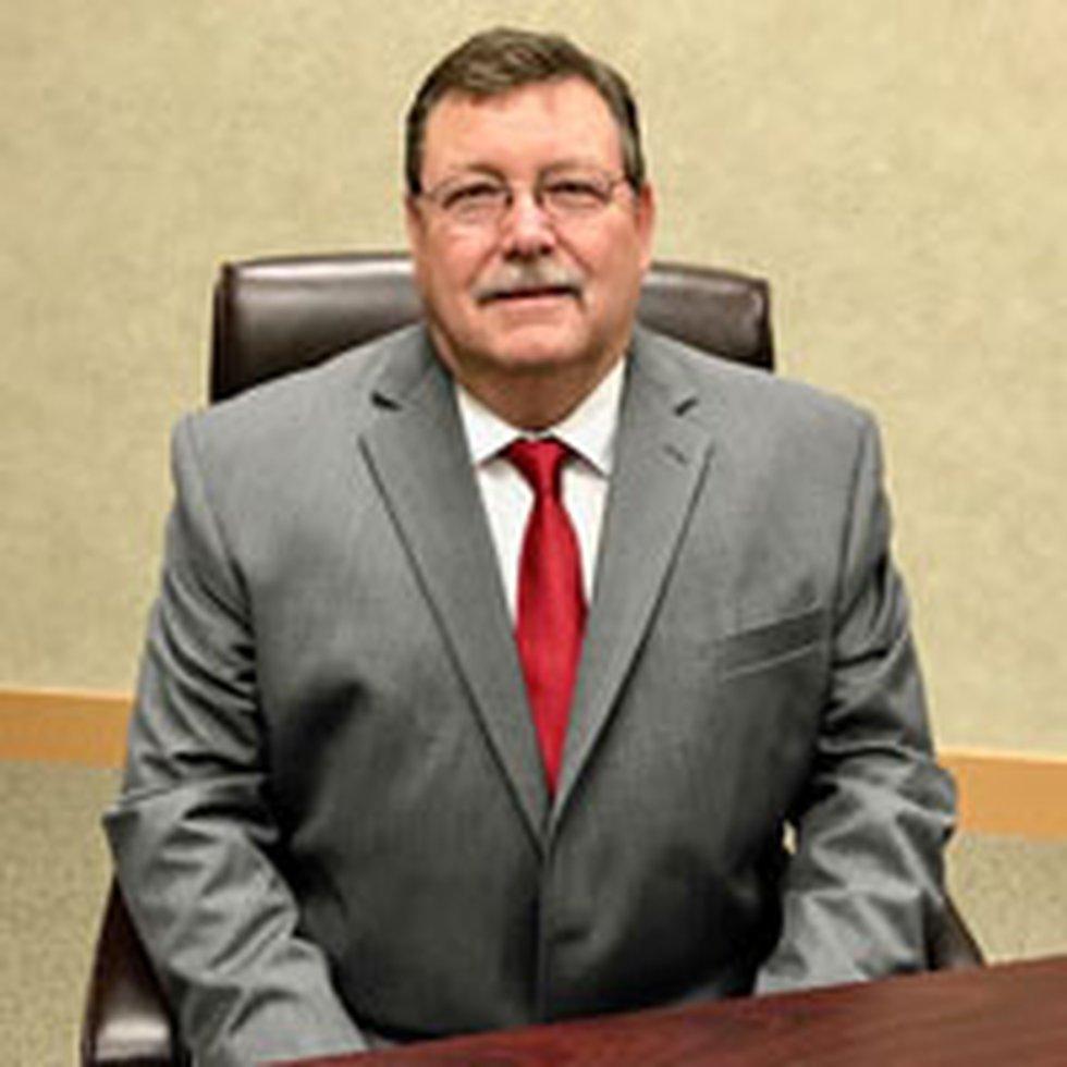 Mayor James Monte Montgomery, 63, of Athens