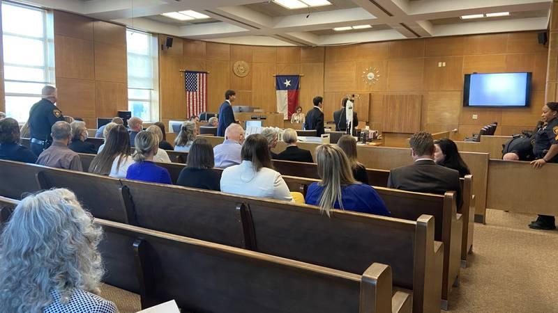 William Davis trial begins