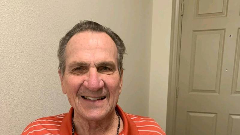 The Longview Police Department is searching for a missing person, 83-year-old Jack Curtis Hall.