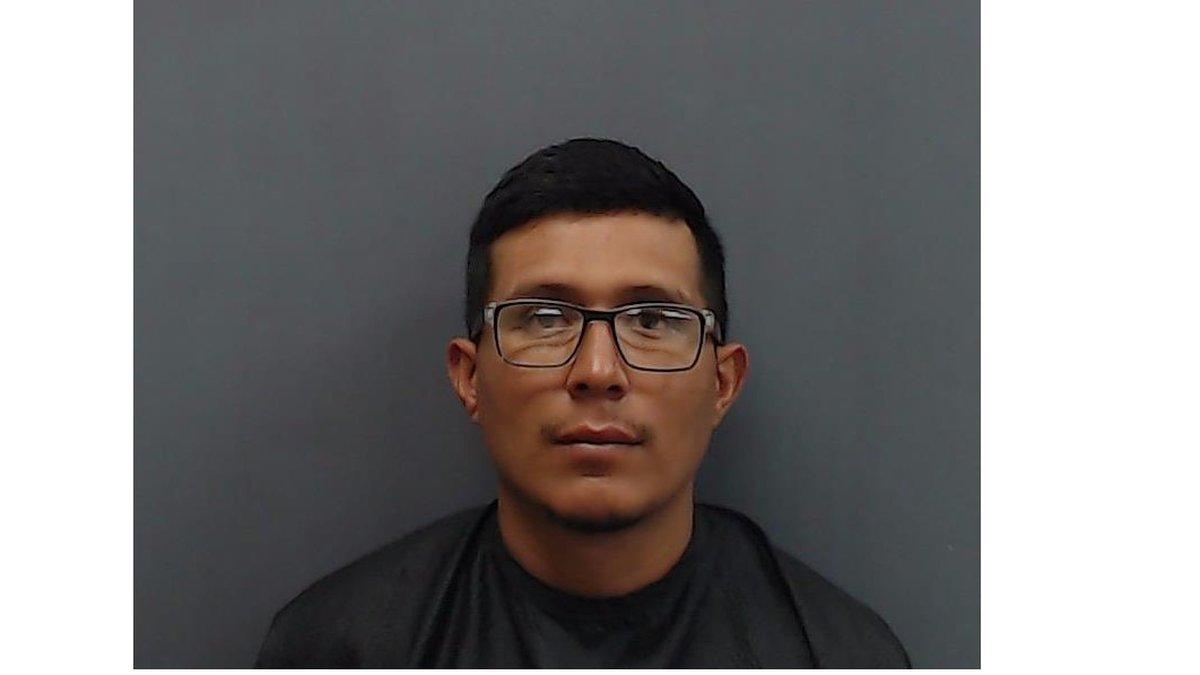 Luis Gonzales-Rivas, 29, of Longview