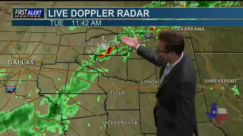 Tuesday Afternoon Weather At Your Fingertips 9-21-21