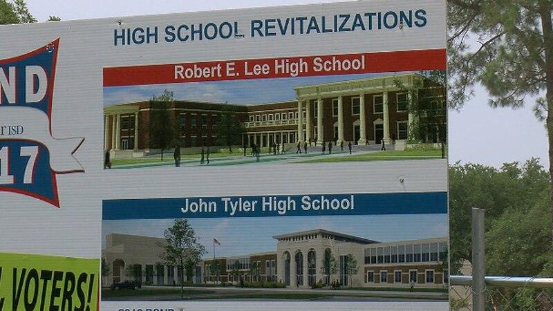 Tyler ISD Construction
