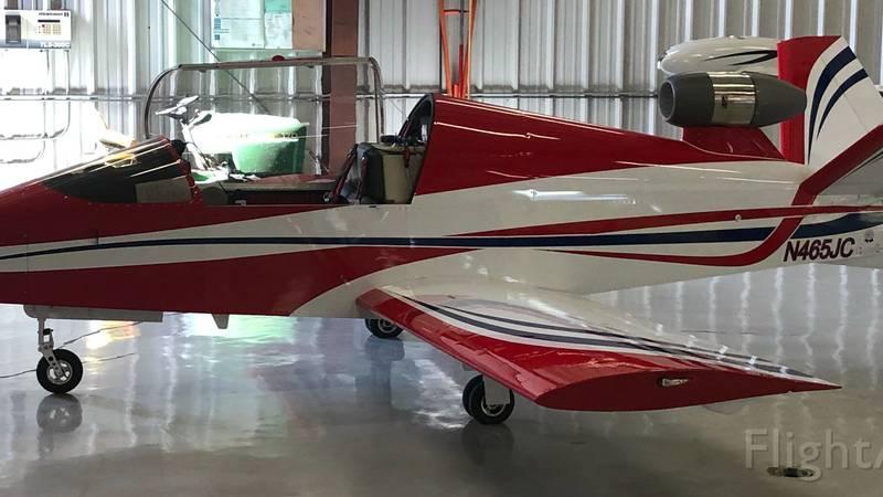 The 2017 John M. Corneal Subsonex that crashed into Cross Lake in Shreveport, La., on May 23,...