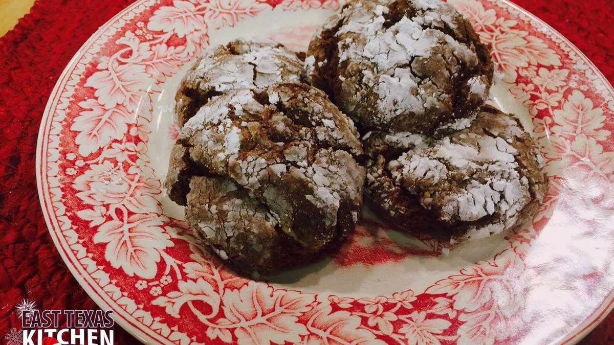 On the third day of Christmas East Texas Kitchen is gifting you with three cookies your taste...