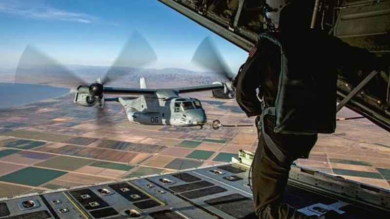 Bell Boeing V-22 Osprey (Source: BellFlight.com)