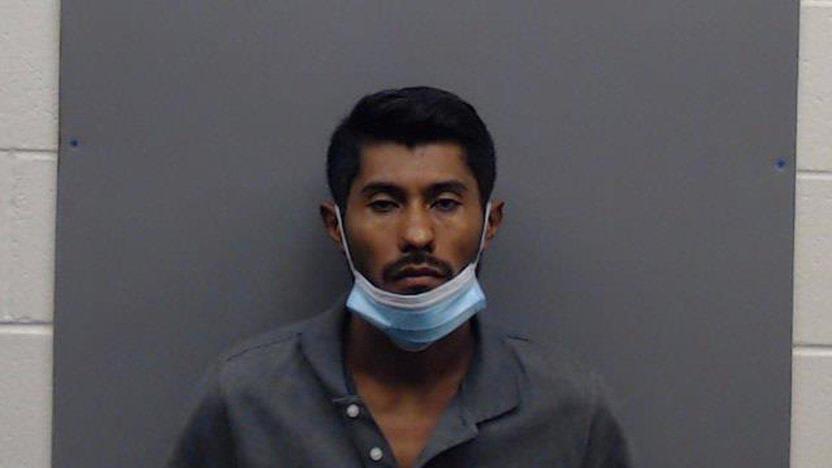 Ramiro Ortiz (Source: Smith County Jail website)