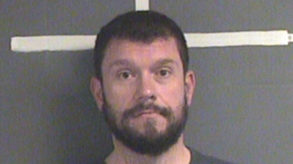 Jason Collier, arrested for tampering with a governmental record/with intent to defraud....