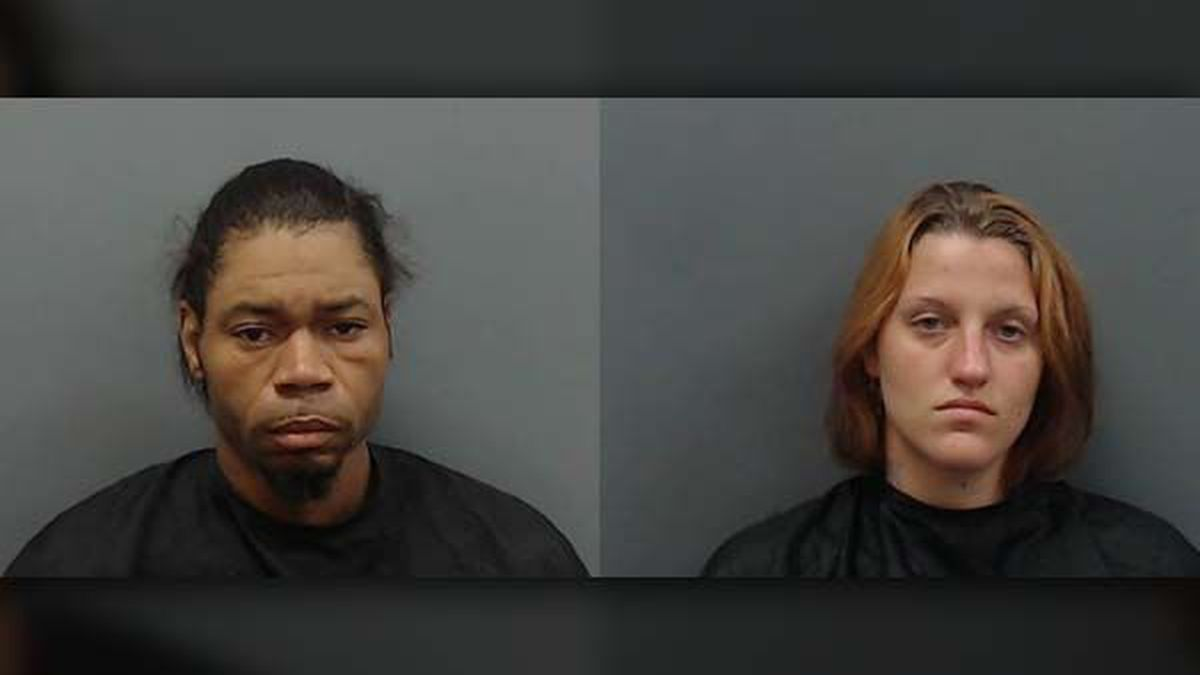 Woods and Ahart are in the Gregg Co. Jail (Source: Longview Police Dept.)