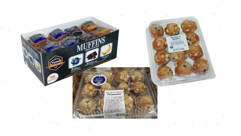 Give and Go Prepared Foods Corporation is voluntarily recalling the muffins, sold across the...