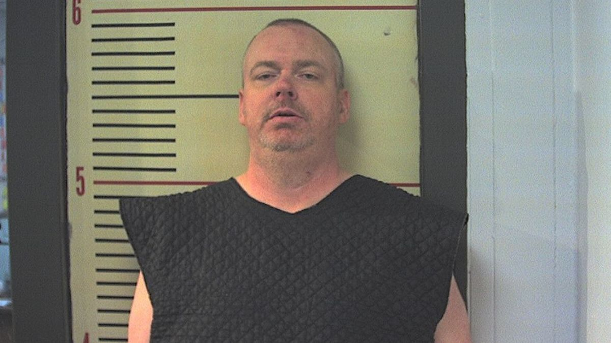 Gerald Wayne Powell, of Wills Point, was arrested on a murder charge following a seven hour...
