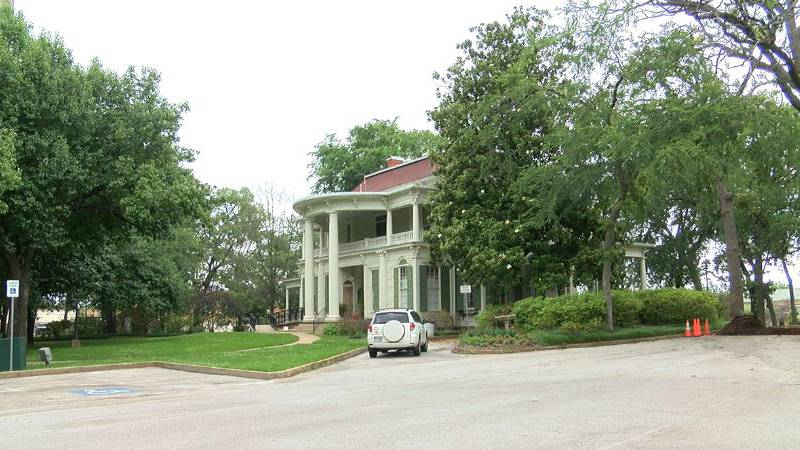Pictured is the Goodman Legrand Museum in Tyler. (Source: KLTV Staff)