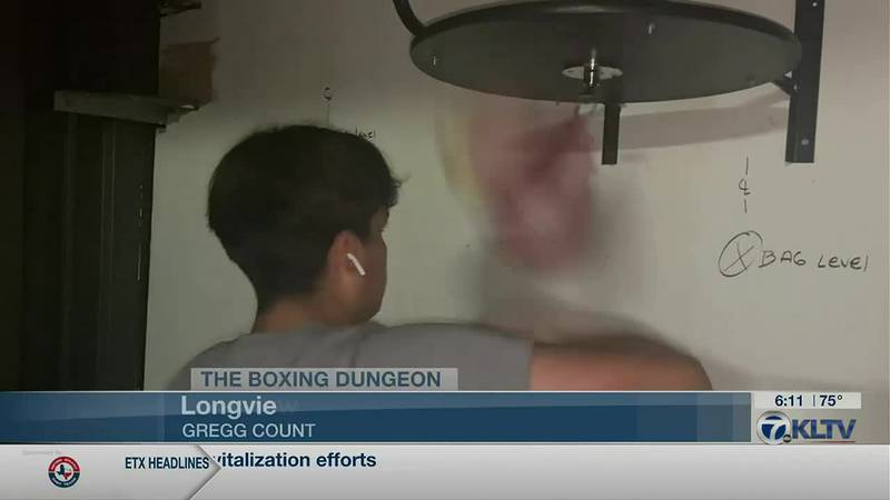 BOXERS DUNGEON