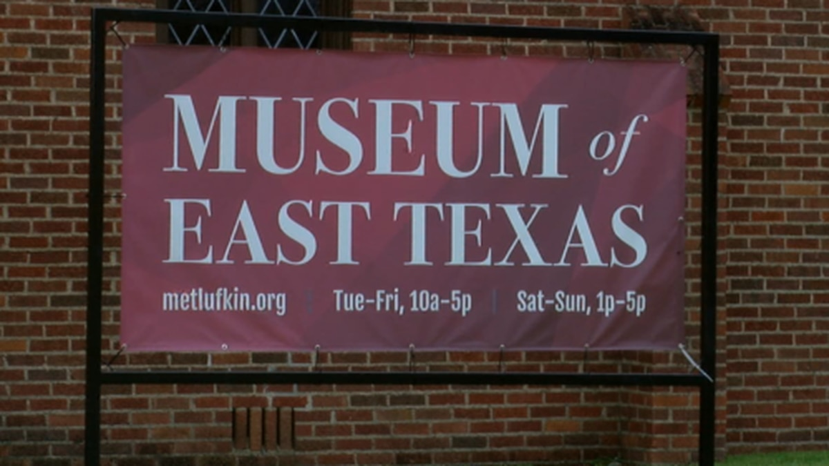 The Museum of East Texas will host a new series of shows in collaboration with the Angelina...