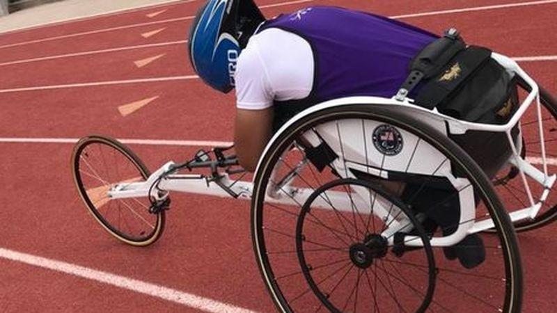 Stolen Racing Wheelchair
