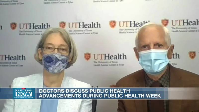 WATCH: East Texas doctors join us to discuss purpose of National Health Month