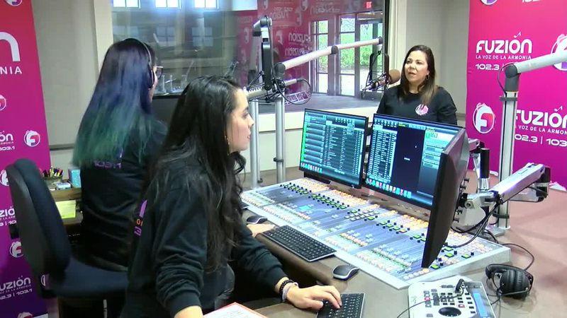 Power of Prayer: Spanish-language Christian radio station Fuzión