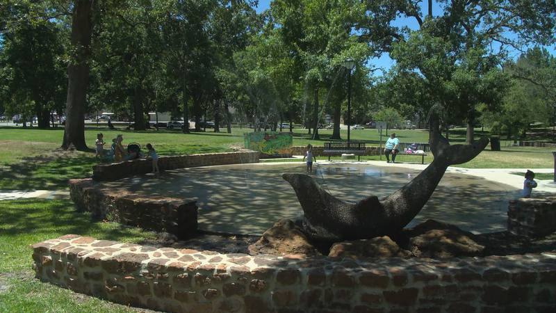 Tyler's Bergfeld Park is on land that Rudolph Bergfeld donated o the City of Tyler. (Source:...